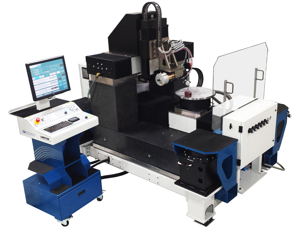 Freeform MGG ultra precision mill